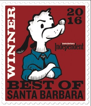 Best Santa Barbara County Winery 2016!