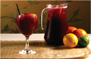 Six Sinful Fruits Sangria