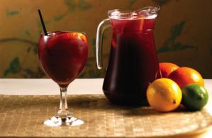 Six Sinful Fruits Sangria