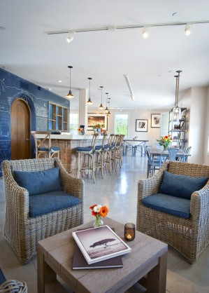Summerland Winery Tasting Room is new and improved!